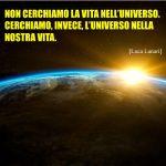 la vita nell'universo